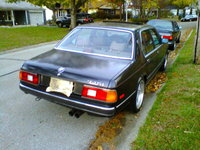 Picture of 1985 BMW 7 Series, exterior