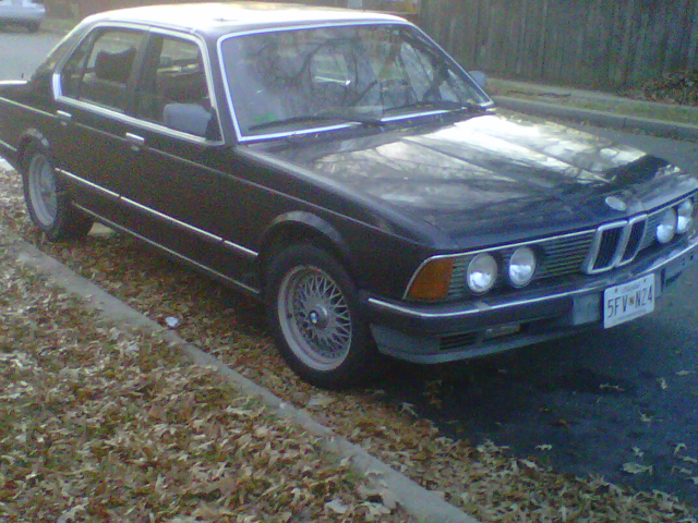 Picture of 1985 BMW 7 Series