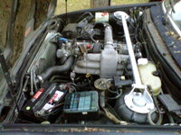 Picture of 1985 BMW 7 Series, engine