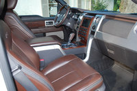 Picture of 2009 Ford F-150 Platinum SuperCrew 4WD, interior