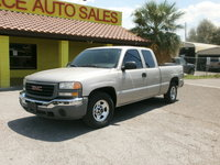 Picture of 2004 GMC Sierra 1500 4 Dr SLE Extended Cab LB, exterior