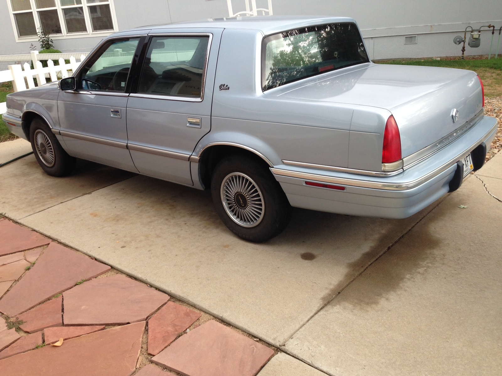 1992 chrysler new yorker overview cargurus for 1990 chrysler new yorker salon
