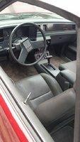 Picture of 1987 Chevrolet El Camino SS, interior