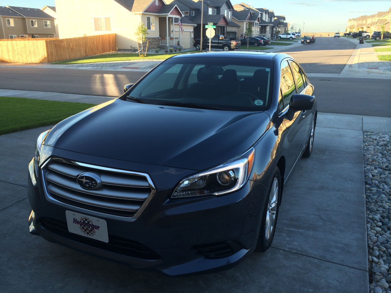 Picture of 2015 Subaru Legacy 2.5i
