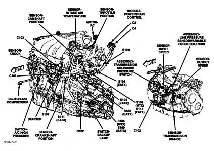 Discussion T26167 ds612150 on chrysler pt cruiser engine diagram