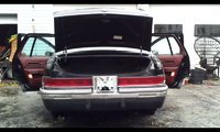 Picture of 1992 Buick Roadmaster 4 Dr Base Sedan, exterior