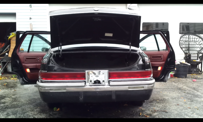Picture of 1992 Buick Roadmaster 4 Dr Base Sedan