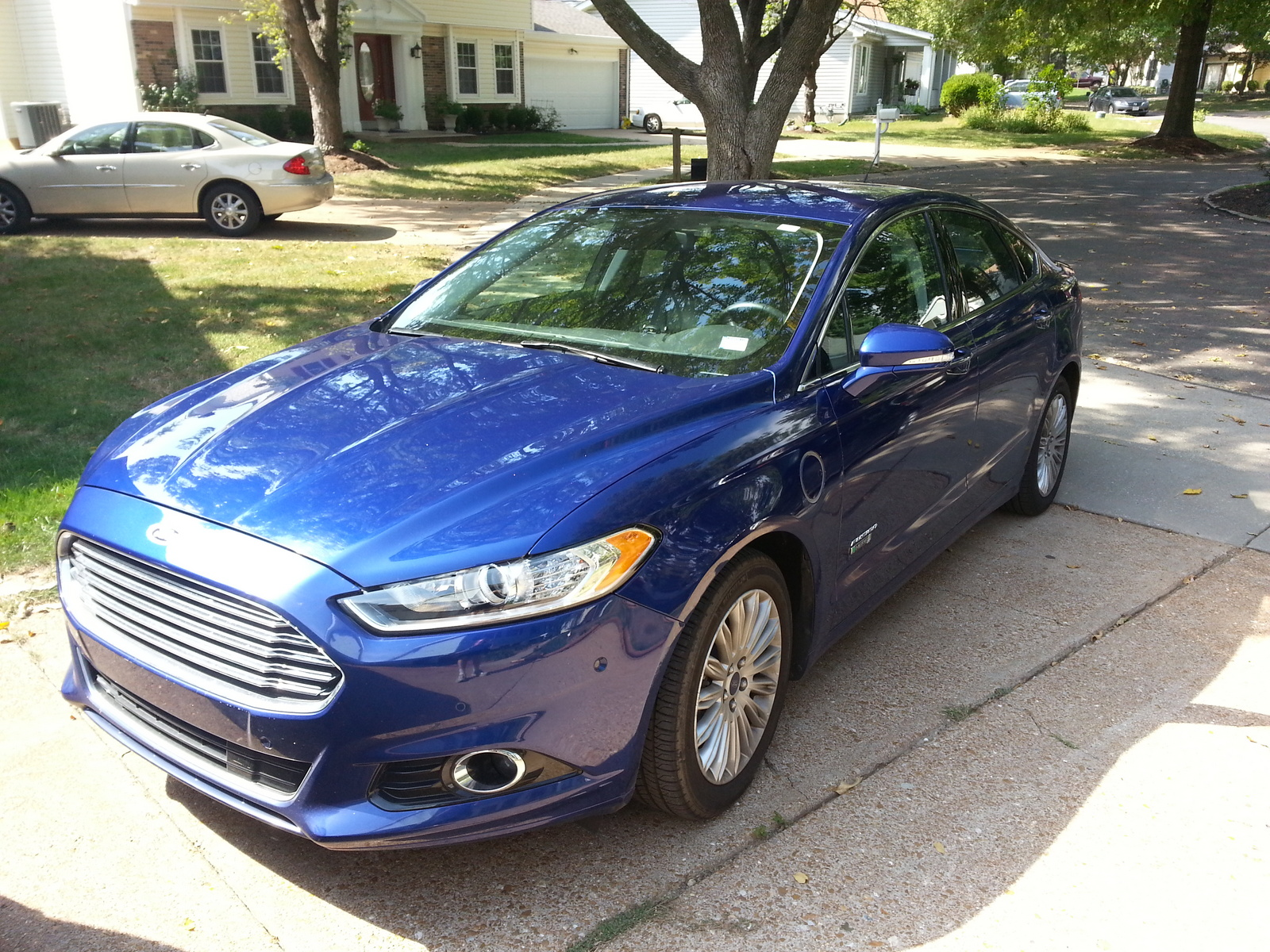 2015 ford fusion energi review cargurus. Cars Review. Best American Auto & Cars Review