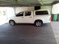 2008 Toyota Hilux Overview