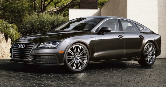 2015 Audi A7 Overview Cargurus