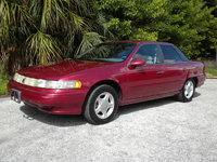 Picture of 1994 Mercury Sable 4 Dr GS Sedan, exterior