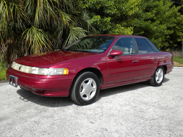 Picture of 1994 Mercury Sable 4 Dr GS Sedan