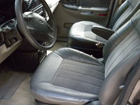 Picture of 2002 Chevrolet Venture Warner Brothers Edition, interior