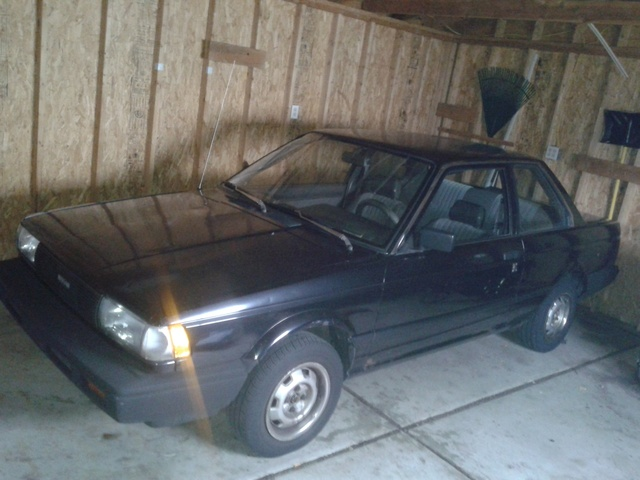 Picture of 1989 Nissan Sentra