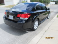 Picture of 2010 Subaru Legacy 2.5i Limited, exterior, gallery_worthy