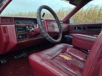 Picture of 1990 Cadillac DeVille Base Sedan, interior