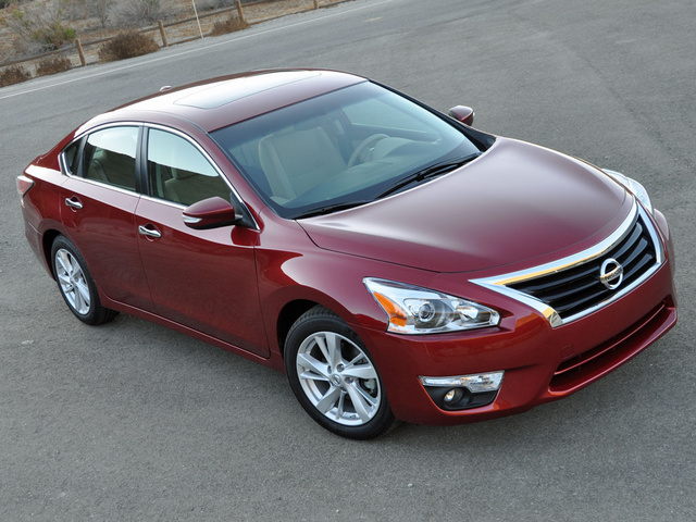 Charming 2015 Nissan Altima Test Drive Review