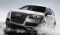 2015 Audi Q7, Front-quarter view, exterior, manufacturer, gallery_worthy