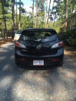 Picture of 2012 Mazda MAZDASPEED3 Touring, exterior