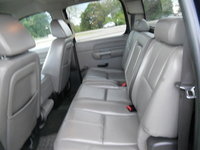 Picture of 2007 Chevrolet Silverado 3500HD LT1 Crew Cab DRW 4WD, interior