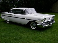 1958 Chevrolet Bel Air Picture Gallery