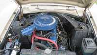 Picture of 1972 Ford Maverick, engine