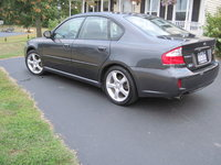 Picture of 2009 Subaru Legacy 2.5 i