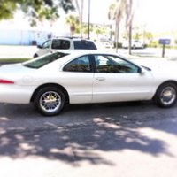 Picture of 1997 Lincoln Mark VIII 2 Dr LSC Coupe, exterior
