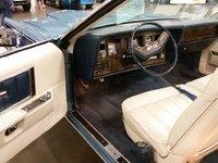 Picture of 1977 Lincoln Continental, interior