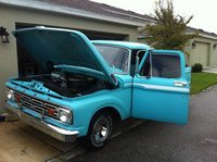 1964 Ford F-100 Overview