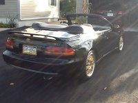 Picture of 1997 Toyota Celica GT Limited Edition Convertible, exterior