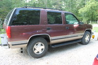 Picture of 1996 Chevrolet Tahoe 4 Dr LT 4WD SUV, exterior