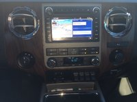 Picture of 2011 Ford F-250 Super Duty Lariat Crew Cab 4WD, interior, gallery_worthy
