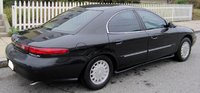 Picture of 1996 Mercury Sable 4 Dr LS Sedan, exterior