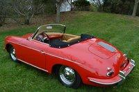 1961 Porsche 356 Overview