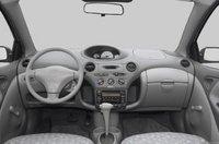 Picture of 2002 Toyota ECHO 4 Dr STD Sedan, interior