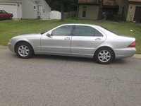 2000 Mercedes-Benz S-Class Overview