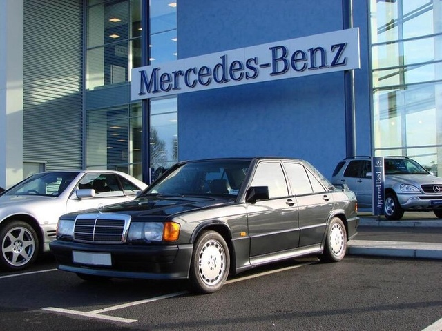 Picture of 1992 Mercedes-Benz 190-Class