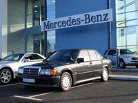1992 Mercedes-Benz 190-Class Overview