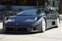 1995 Bugatti EB110 Overview