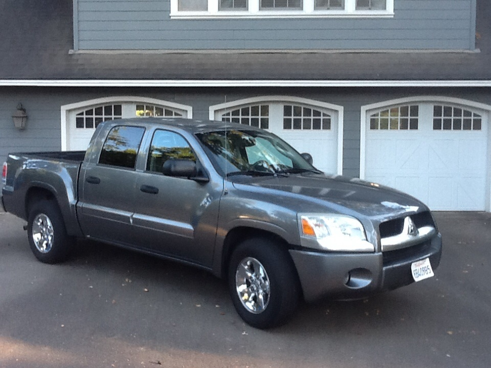 Picture of 2006 Mitsubishi Raider LS 4dr Double Cab 4WD