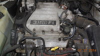 Picture of 1993 Oldsmobile Cutlass Supreme 2 Dr STD Convertible, engine