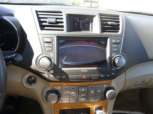 2010 Toyota Highlander Hybrid