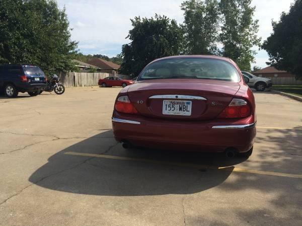 2001 Jaguar S-Type