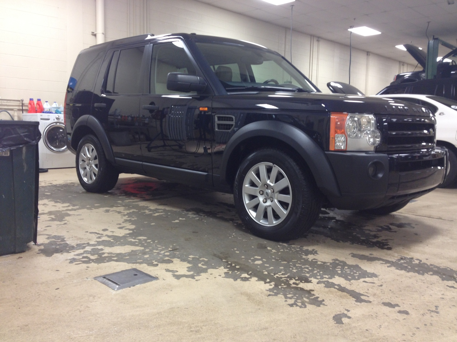 used land rover lr3 for sale detroit mi cargurus. Black Bedroom Furniture Sets. Home Design Ideas