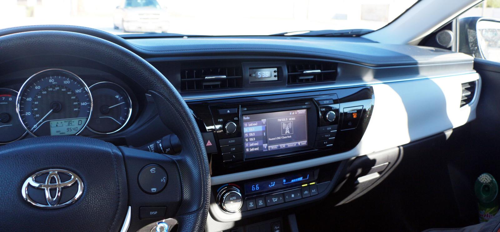 2014 Toyota Corolla Pictures Cargurus
