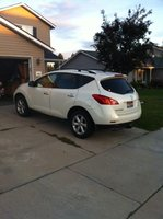Picture of 2009 Nissan Murano S AWD, exterior