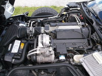 Picture of 1996 Chevrolet Corvette Coupe, engine