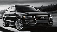 2015 Audi SQ5 Overview