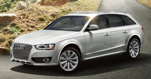 2015 Audi Allroad, Front-quarter view, exterior, manufacturer, gallery_worthy